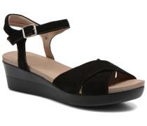 Sil 9056 Sandalen in schwarz