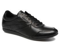 Witig Sneaker in schwarz
