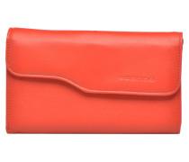 Zoé Portemonnaies & Clutches für Taschen in rot