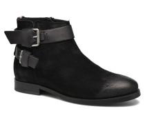 GENNY 10C Stiefeletten & Boots in schwarz