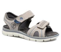 Polo Sneaker in grau