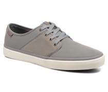 JJ Turbo PU Nylon Sneaker in grau