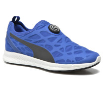 Disc S Ignite Str Foam Sneaker in blau