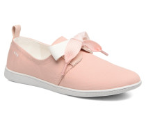 Stone one Glaze Sneaker in rosa