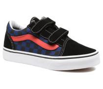 Old Skool v Sneaker in schwarz