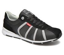 Almayer II Sneaker in schwarz