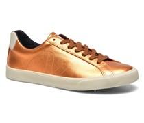 Esplar Cuir W Sneaker in goldinbronze