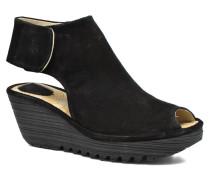 Yone 642 Sandalen in schwarz