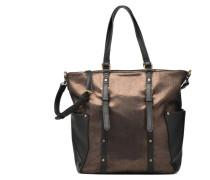 BATI Cabas Handtaschen für Taschen in goldinbronze