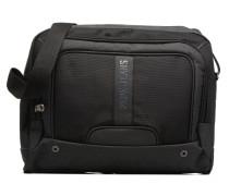 GREENWICH Laptop Satchel Laptoptaschen für Taschen in schwarz