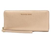 JET SET TRAVEL CONTINENTAL Portemonnaies & Clutches für Taschen in goldinbronze