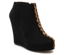 RUBY Stiefeletten & Boots in schwarz