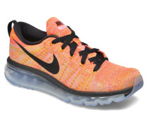 Wmns Flyknit Max Sportschuhe in orange