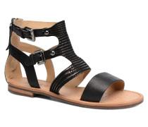 D SOZY G D722CG Sandalen in schwarz