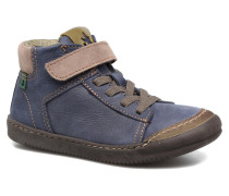 E381 Fundy Sneaker in blau