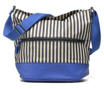 Seau Rayé Handtaschen für Taschen in blau