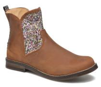 Lunela Stiefeletten & Boots in braun