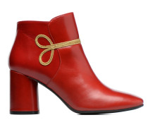 Boots Camp #14 Stiefeletten & in rot