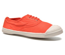 Tennis Lacets H Sneaker in rot