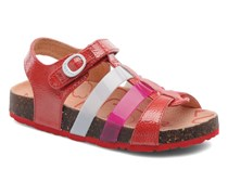 MAGIPLAY Sandalen in rot