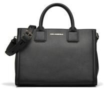 Klassic Tote Handtaschen für Taschen in schwarz