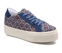 Tokyo Print J Sneaker in blau