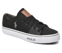 Cantor low NE Sneaker in schwarz