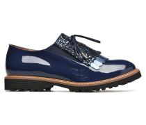 Carioca Crew Chaussures à Lacets #3 Slipper in blau