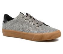 Deportivo Lurex K Sneaker in silber