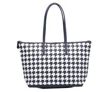 L1212 Shopping bag Fantaisie L Handtaschen für Taschen in blau
