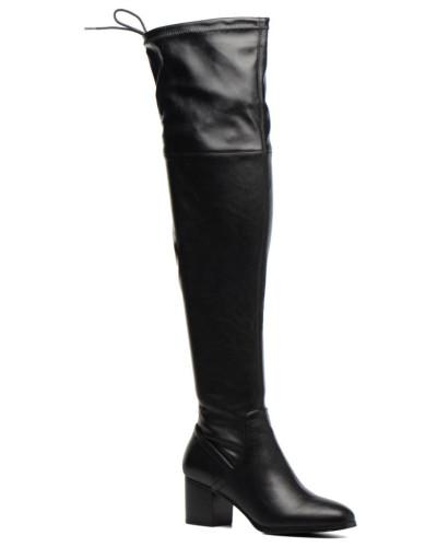 ABIWIA Stiefel in schwarz