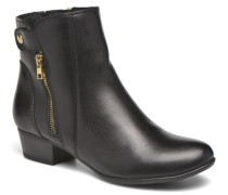Dagny Zip Stiefeletten & Boots in schwarz