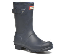 Original Short W Stiefeletten & Boots in blau