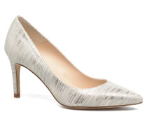 Floret Pumps in silber