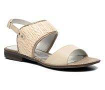 Rubane Sandalen in weiß