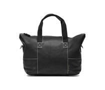 Maxi cabas zip Grainé Handtaschen für Taschen in schwarz