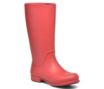 Wellie Rain Boots F Stiefel in rot