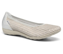 Evelyne Ballerinas in grau
