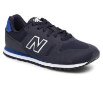 KD373 Sneaker in blau
