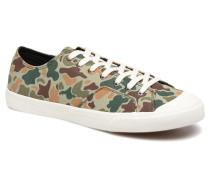 Spike Sneaker in grün