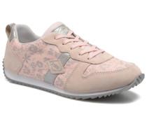 Fenway Print Sneaker in rosa