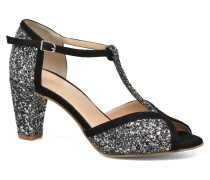 Damaris Pumps in schwarz