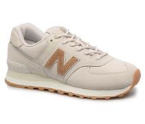 WL574 Sneaker in weiß
