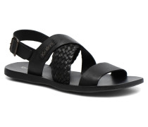 MARVEUS Sandalen in schwarz