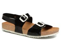 Waraji NE67 Sandalen in schwarz