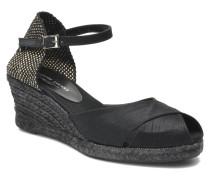 Trento 604 Sandalen in schwarz