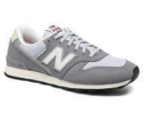 WR996 D Sneaker in grau