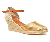 Solange Pumps in goldinbronze