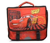 Cartable 35cm Cars Schulzubehör für Taschen in rot