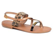 Baule Sandalen in beige